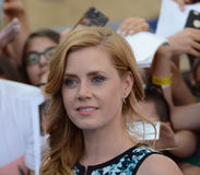 Amy Adams at Giffoni Film Festival 2017 Royalty Free Stock Images