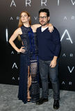 Amy Adams and J.J. Abrams Royalty Free Stock Photo