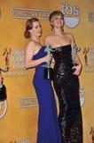 Amy Adams & Jennifer Lawrence Stock Photos
