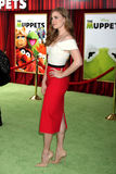 Amy Adams, The Muppets Royalty Free Stock Photo