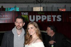 Amy Adams, The Muppets Royalty Free Stock Photography