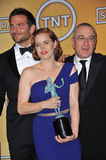 Amy Adams & Robert De Niro & Bradley Cooper Royalty Free Stock Photos