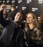 Amy Adams Scores an den NBR-Film-Preisen stockbilder