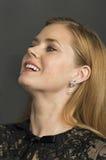 Amy Adams Scores em concessões do filme de NBR Imagens de Stock