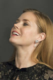 Amy Adams Scores at NBR Film Awards Stock Images