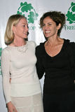 Amy Brenneman, Jessica Tuck Royalty Free Stock Photos