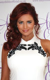 Amy Childs Arkivbild