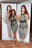 Amy Childs royaltyfria foton