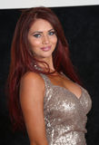 Amy Childs Stock Image