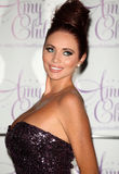 Amy Childs. Launches her perfume '' at Aura, London. 15/08/2012 Picture by: Alexandra Glen / Featureflash Stock Images