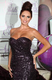 Amy Childs. Launches her perfume '' at Aura, London. 15/08/2012 Picture by: Alexandra Glen / Featureflash Royalty Free Stock Photography