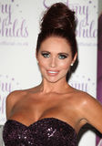Amy Childs. Launches her perfume '' at Aura, London. 15/08/2012 Picture by: Alexandra Glen / Featureflash Royalty Free Stock Images