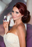 Amy Childs. Perfume Signing at Boots, London. 15/08/2012 Picture by: Alexandra Glen / Featureflash Stock Photo