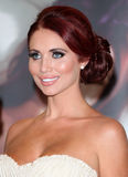 Amy Childs. Perfume Signing at Boots, London. 15/08/2012 Picture by: Alexandra Glen / Featureflash Royalty Free Stock Photos