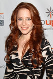 Amy Davidson arriving at StepUp Women's Network Inspiration Awards Royalty Free Stock Images