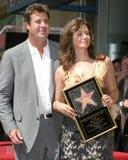 Amy Grant, papada de Vince Imagen de archivo libre de regalías