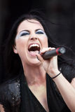 Amy Lee Lizenzfreies Stockfoto