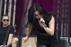 Amy Lee Obraz Stock
