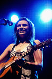Amy MacDonald performs at Barcelona Stock Photo