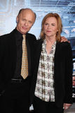 Amy Madigan, Ed Harris Royalty Free Stock Images