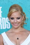 Amy Paffrath at the 2012 MTV Movie Awards Arrivals, Gibson Amphitheater, Universal City, CA 06-03-12 Royalty Free Stock Photography