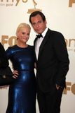 Amy Poehler, Will Arnett Stock Photo