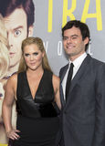 Amy Schumer and Bill Hader Royalty Free Stock Image