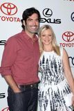 Amy Smart, Carter Oosterhouse Royalty Free Stock Image