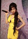 Amy Winehouse Στοκ Φωτογραφίες