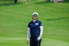 Amy Yang of South Korea in Honda LPGA Thailand 2016 Stock Image