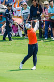 Amy Yang of South Korea in Honda LPGA Thailand 2016 Stock Photos