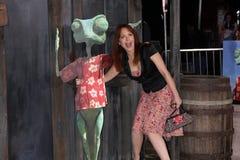 Amy Yasbeck Photographie stock libre de droits