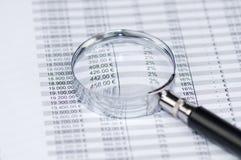 Análise de negócio Foto de Stock