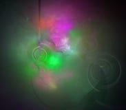 Análisis de espectro completo Fotos de archivo