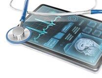 Análisis médico fotos de archivo