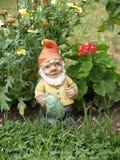 Anão do jardim Fotografia de Stock Royalty Free