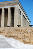 Anıtkabir/Anitkabir Royalty Free Stock Photo
