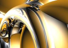 Anéis 01 da laranja Foto de Stock Royalty Free