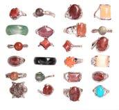 Anéis Imagens de Stock Royalty Free