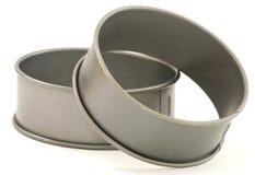 Anéis de Rosti Fotos de Stock