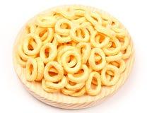 Anéis do milho Imagens de Stock