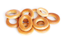 Anéis do pão Imagem de Stock Royalty Free
