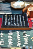 Anéis e pendentes Imagens de Stock Royalty Free