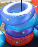 Anéis infláveis Fotos de Stock Royalty Free