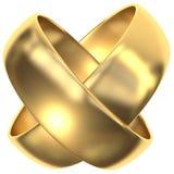 Anéis X-Tecidos Fotos de Stock Royalty Free