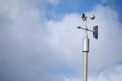Anémomètre Images libres de droits