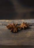 Anís de estrella chino Imagenes de archivo