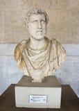 ANÚNCIO de Antonio Pius 138-161 do imperador Fotografia de Stock Royalty Free