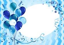 Anúncio do feriado para meninos Imagens de Stock