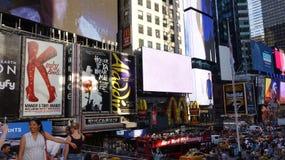 Anúncios e quadros de avisos urbanos imagem de stock royalty free